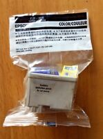 Epson S020089 / S020191 Tri-Color Ink Cartridge New & Sealed