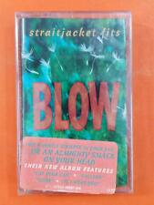 STRAITJACKET FITS Blow 07822186974 Cassette Tape SEALED