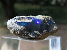 Minerali *** PREZIOSO OPALE NERO Etiopia Black Opal
