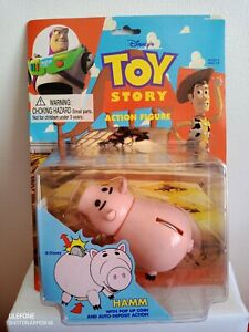 Toy Story Hamm Piggy Bank Action Figure thinkway toys