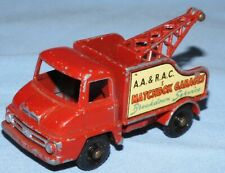 VINTAGE MATCHBOX LESNEY MOKO 1-75 FORD THAMES WRECKER No 13c BPW NO BOX