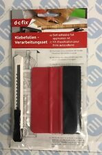 DC FIX Application Kit Tool Vinyl Squeegee Brand New In Pack F33996016