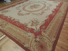 Radiant Oversize/Palace  French Aubusson Style Area Rug 12x15 Oriental Area Rug