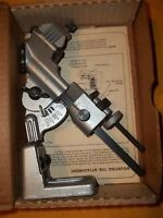 VINTAGE General N0.825 Drill Bit Grinding Attachment & Instructions