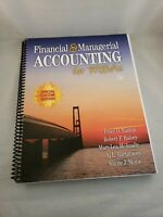 CAMBRIDGE FINANCIAL & MANAGERIAL ACCOUNTING FOR MBAs 4e CUSTOM STUDENT EDITION