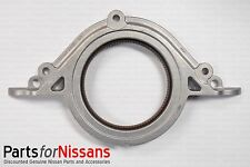 Genuine Nissan Altima Maxima Murano 350Z Rear Main Seal with Retainer see list