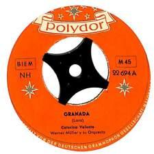 """Caterina Valente - Granada  - Import - 7"""" Record Single"""