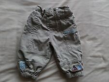 Tiny Ted Boys Girls Unisex Warm Trousers Size 3-6 Months