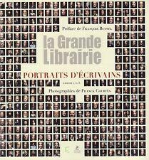 FRANCOIS BUSNEL LA GRANDE LIBRAIRIE PORTRAITS NOTHOMB  + PARIS POSTER GUIDE