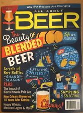 All About Beer Magazine Blended Beer Shandies September 2015 FREE SHIPPING!