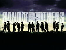 V5897 Band of Brothers Characters Soldiers Tv Series Decor Wall Poster Print