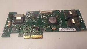 IBM 44E8796 SAS SATA EXPANDER PCI-E RAID CONTROLLER CARD inkl Kabel+Raiser Card