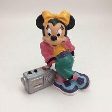 1988 Bully Disney Minnie Mouse PVC Figure Toy