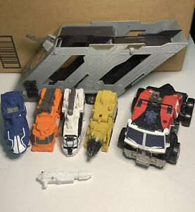 Hasbro Transformers Energon 2003 Leader Class Optimus Prime Sold As Is Read