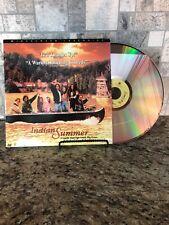 LaserDisc Indian Summer