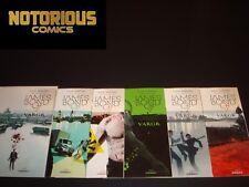 James Bond 007 Vargr 1-6 Complete Comic Lot Run Set Dynamite Ellis Collection