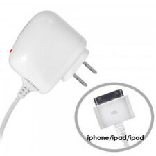 Apple iPhone 4/i4S Travel/Home Charger - White