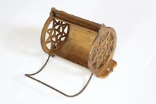 antique toilet paper holder | antique iron star victorian bathroom tp holder