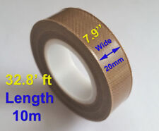PTFE  Adhesive Tape Nonstick 0.13mm x 20mm x 10m