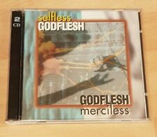 GODFLESH 'SELFLESS/MERCILESS' - DOUBLE CD ALBUM