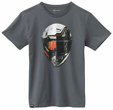 KTM T-Shirt FACE OFF TEE Gr. S grau, Art.Nr. 3PW1666602