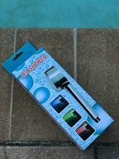 NIB Change RGB 7 Colorful LED Light Water Bath Bathroom l Filtration Shower Head