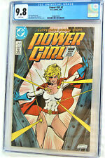 Power Girl #1**CGC GRADE 9.8 NM/MT**1st APPEARANCE FORCE**1st APPEARANCE WEAVER*