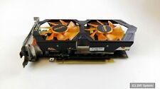 Zotac zt-70402-10p NVIDIA gtx-760 tarjeta gráfica PCI-E, 2gb GDDR 5, defekt, not ok