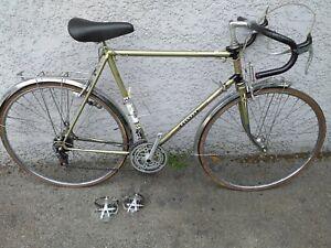 Vélo Ancien peugeot  old bike bici epoca altes fahrrad eroica vintage rare
