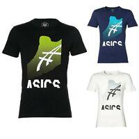 Asics GPX KAYANO TEE T-Shirt Top Men's Sport Casual Fintess Short Sleeve