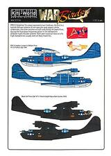 Kits World Decals 1/72 CONSOLIDATED PBY-5 CATALINA Jumpie & Frisco Gal