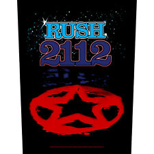 Rush 2112 Sew-On Back Patch 602898#