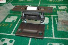 "Ives RL30 Dark Bronze Forged Brass Roller Latch 1 11/16"" W x 2 1/4"" L Strike"