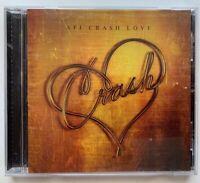 AFI - Crash Love CD 2009 Interscope Records B001338872 Hardcore Punk VG