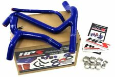 HPS Blue Silicone Bike Y Radiator Hose for Kawasaki 2009 KX450F Coolant KX 450F