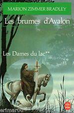 Les Dames du Lac / Tome 2 / Les brumes d'Avalon // Marion ZIMMER BRADLEY