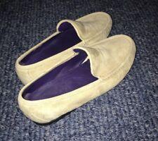 Ralph Lauren Purple Label Suede Loafers