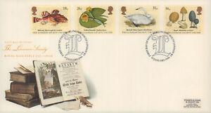(84603) GB FDC Linnean Society Burlington House London 1988 NO INSERT