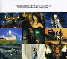 Various Artists, Nob - Final Fantasy VIII (Original Soundtrack) [New CD]