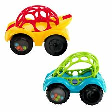 NEU & OVP OBALL Rattle & Roll Rassel-Auto NEU & OVP Fahrzeug Kinder !294