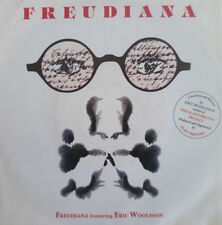 "7"" 1990 EEC-PRESS RARE IN MINT- ! FREUDIANA feat. ERIC WOOLFSON ( ALAN PARSONS )"