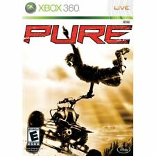 Pure For Xbox 360 Disney Flight  Very Good