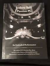 Jethro Tull - A Passion Play 40th Anniversary An Extended Performance 2 CD 2 DVD