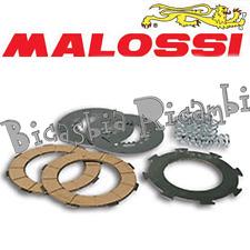6156 - DISCHI FRIZIONE MODIFICA MALOSSI SPORT VESPA 125 150 200 COSA - PX T5