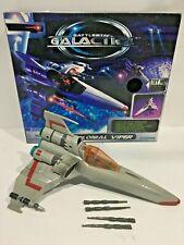 1996 Battlestar Galactica Colonial Viper Vintage Trendmasters Open Box
