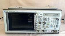Hp Agilent 54520c 2 Channel1 Gsas Color Digitizing Oscilloscope Tested