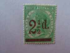 Mint Hinged South Australian & Oceanian Stamps