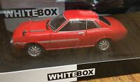 WHITE BOX 124036 BX TOYOTA CELICA GT diecast model road car red RHD 1:24th JDM