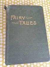 Vintage Antique Book Hardback W Hauff Longnose The Dwarf Other Fairy Tales 1905