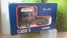 Corgi CC13210 DAF XF Tractor Unit Gibbs of Fraserburgh Boxed